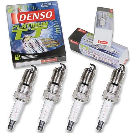 Amazon.com: 4 pcs Denso Platinum TT Spark Plugs 2000-2011 Ford Focus 2.0L L4: Automotive