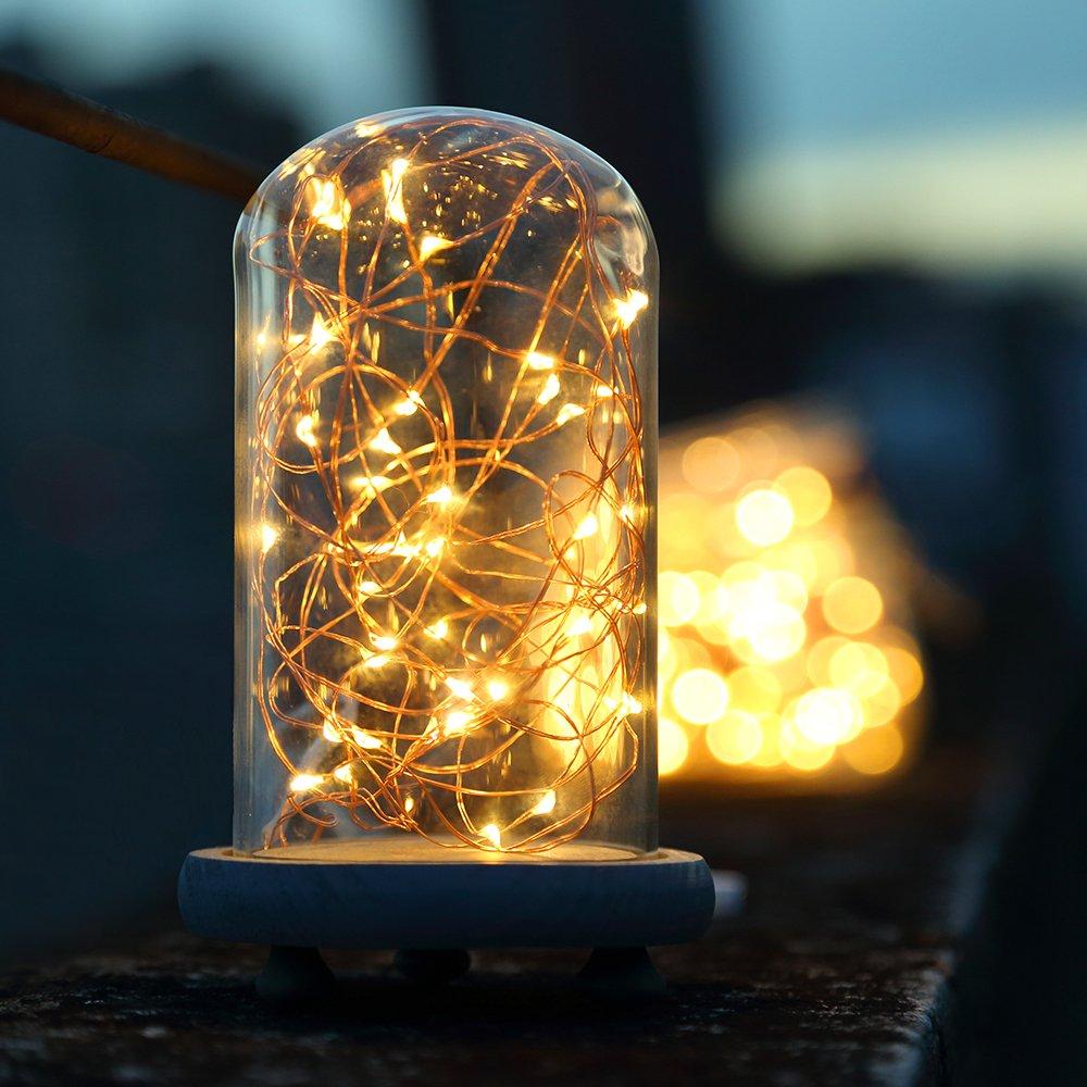 6 Pack LED Lichterkette mit Batterie   InnooLight 2m 20er ...