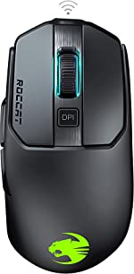 ROCCAT Kain 200 AIMO RGB Gaming Mouse - Black
