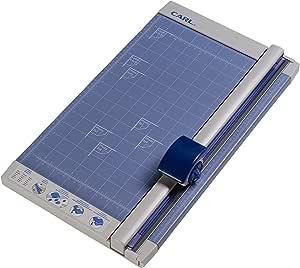 Carl profesional cortadora de papel giratoria (18inch