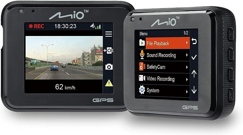 Mio Mivue C330 Hd Dashcam Videokamera Für Auto Mit Computer Zubehör