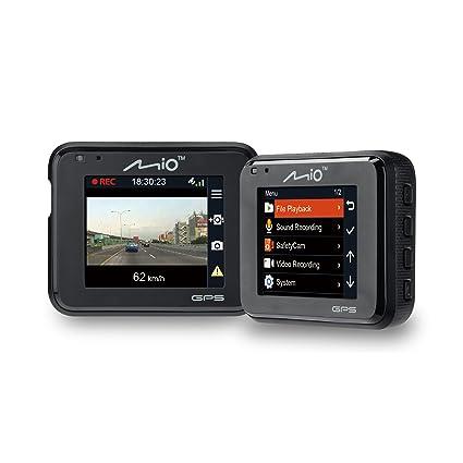 Cámara LCD GPS de salpicadero Coche Mio MiVue 618 Full HD 1080p 2,7