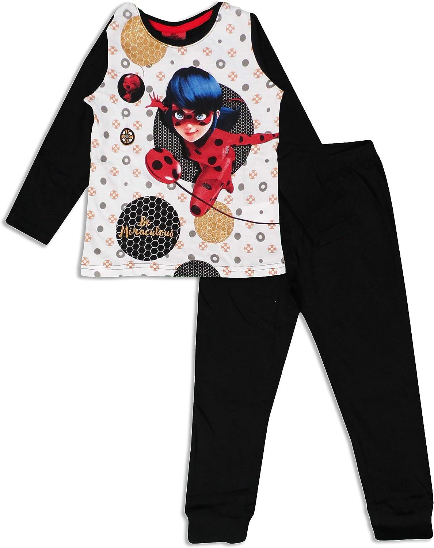 Miraculous Pijama de algodón de manga larga Tales of Ladybug and Cat Noir