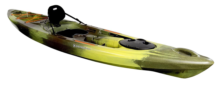 Perception Pescador Sit On Top Kayak for Recreation Fishing