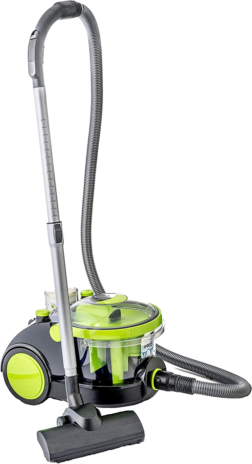 Arnica Bora 4000 Award Winning Vacuum Cleaner with Water Filtration and HEPA Filter 2400W