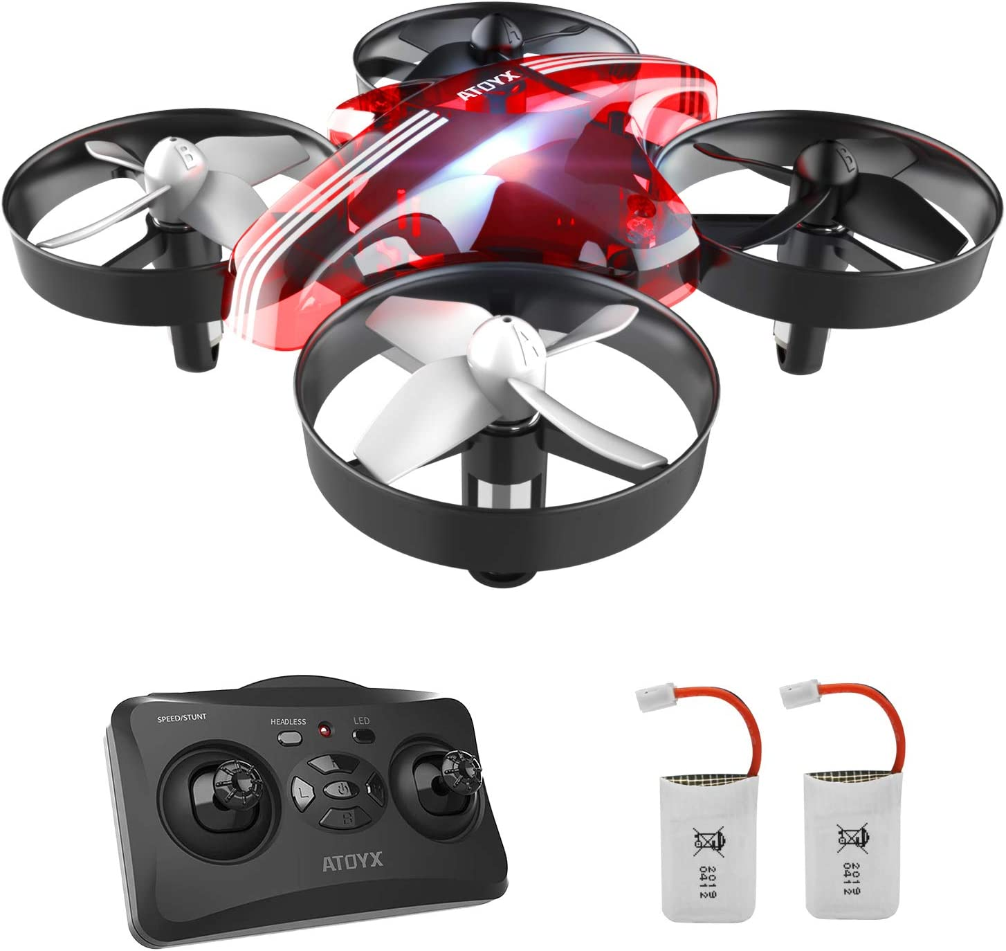 One Key Return Mini Drone RC Quadcopters Headless Mode Helicopter Kids Toys Gift