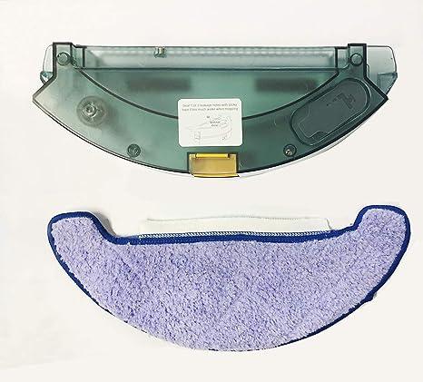ECO-998 R3 recambio para aspirador Absolut Carbon ECO-DE Pack 1 depósito +