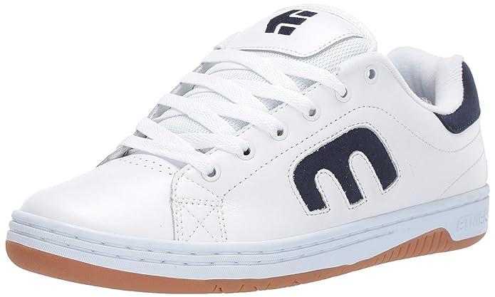 Etnies Calli-Cut Sneakers Damen Herren Unisex Weiß/Marineblau