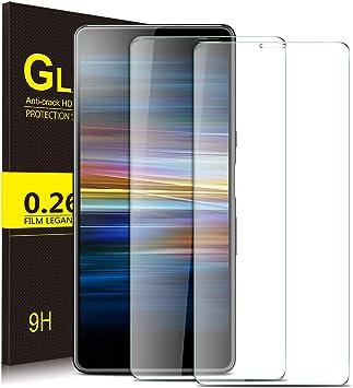 KuGi. para Sony Xperia L3 Protector de Pantalla, Cristal Templado ...