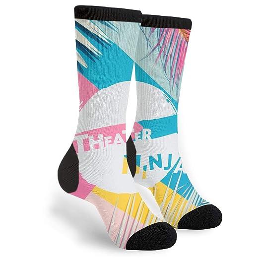 Fashion Travel Breathable Socks Theatre Ninja Men & Women ...