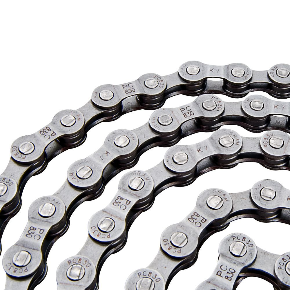 Sram PC-830 8-Speed Chains (Pack of 25), Silver