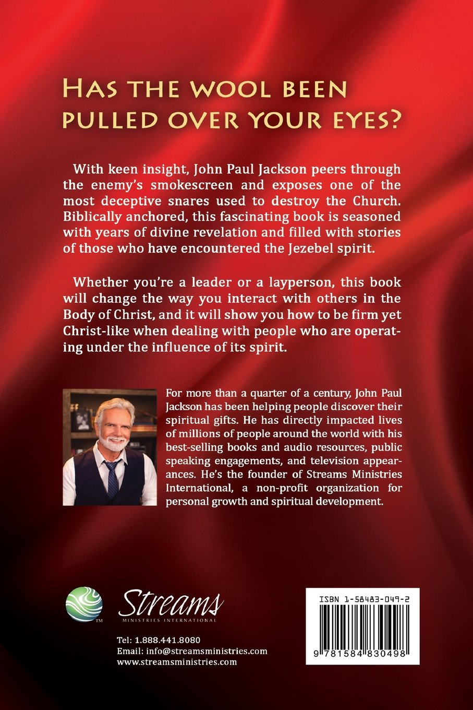 Unmasking the Jezebel Spirit: Amazon co uk: John Paul