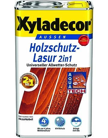 768fc03a922c Xyladecor Holzschutzlasur 2in1 Aussen