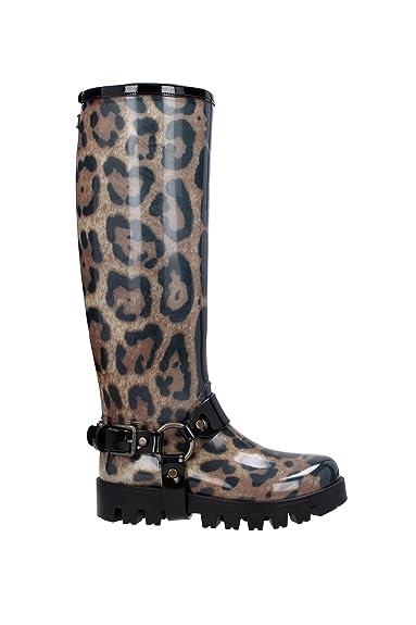 ausgereifte Technologien Schönheit amazon Dolce & Gabbana Stiefel Damen - (CU0074AL31489651) 40 EU ...