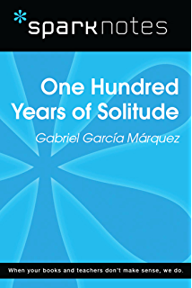Amazon gabriel garca mrquez one hundred years of solitude 100 years of solitude sparknotes literature guide sparknotes literature guide series fandeluxe Images