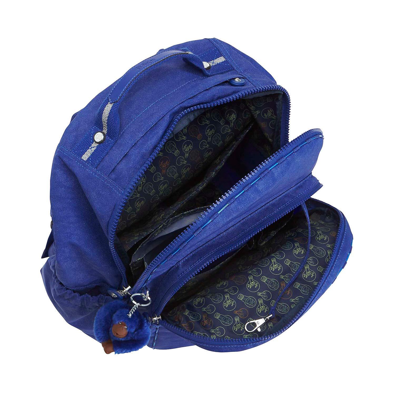 Kipling sac à dos Seoul Go Cobalt Flash Light