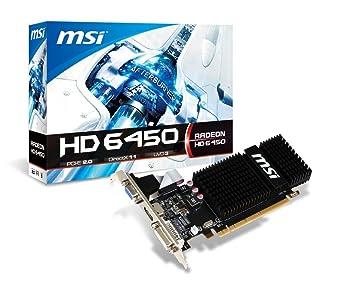 AMD Radeon HD 6450 Graphics Drivers Mac