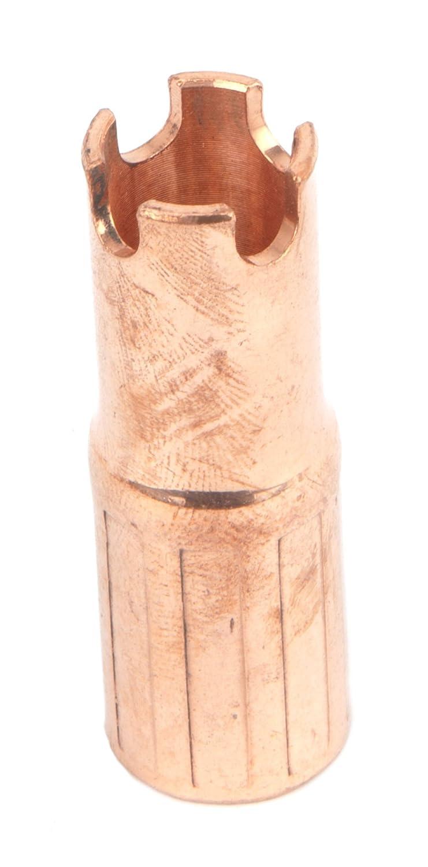 Forney 85338 MIG Welder Spotweld Nozzle, Tweco Style, 5/8-Inch Bore