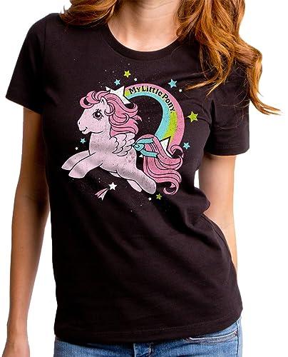 Hasbro My Little Pony – T-Shirt – Maniche Corte – Donna