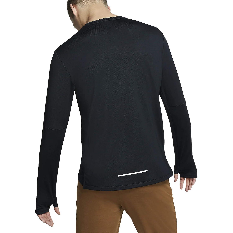 Hombre Nike M Nk Elmnt Crew 3.0 Long Sleeved T-Shirt