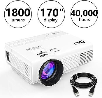 THZY DR.J 1800-Lumens Full HD 1080p 4