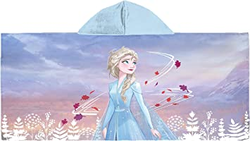 Disney Frozen 2 Mythical Live Your Truth Bath  PoolHooded Towel or Poncho CHOICE
