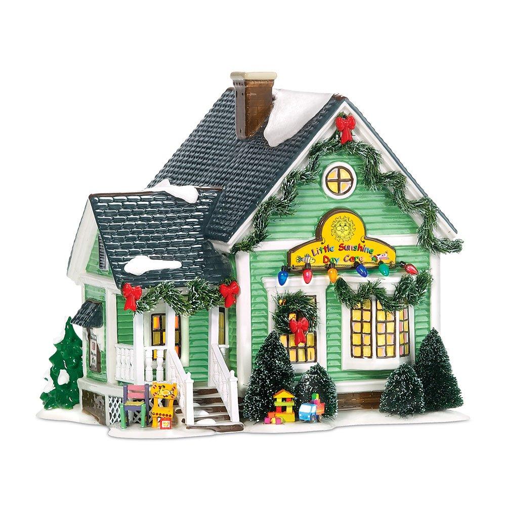 Department 56 Snow Village Little Sunshine Daycare 799928 GE734409472457