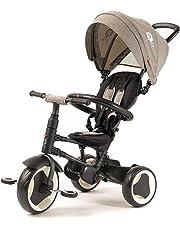 Q Play Rito Foldable Stroller/ Trike (Grey)