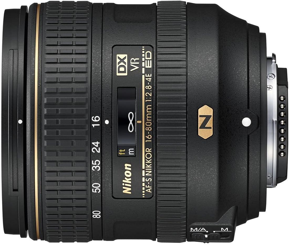 Nikon 16 80 Mm F 2 8 4e Vr Dx Af S Ed Zoom Nikkor Kamera