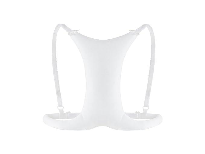 La Decollette Blanche Naturel, Il reggiseno originale anti-rughe Bianco - una soluzione innovativa basata sulla capacità di guarigione naturale della pelle