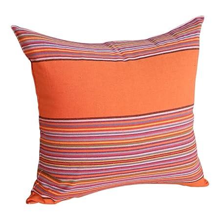 Nunubee Cotton Square Cushion Cover 40X40 Pillowcase Throw Pillow Enchanting 28x28 Pillow Cover