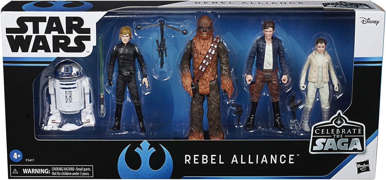 Star Wars Spielfiguren Spielzeug Set 53-teilig Schlüsselanhänger Spielkarten