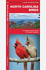 North Carolina Birds: A Folding Pocket Guide to Familiar Species (Wildlife and Nature Identification) Pamphlet