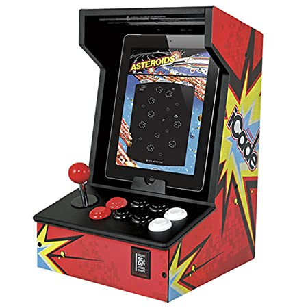 Amazon.com: ION iCade Arcade Bluetooth Cabinet for iPad: Sports ...