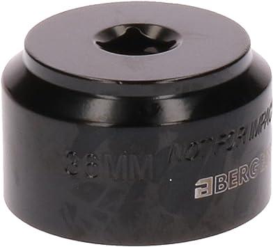 Olio Chiave Filtro Strumento,Alluminio Filtro olio professionale 23 pezzi Presa per chiave a tubo/