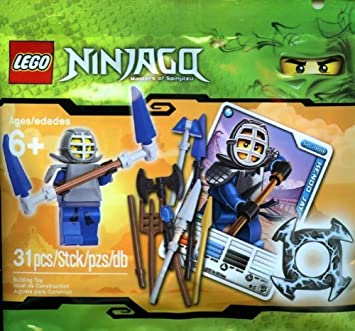 LEGO Ninjago - Paquete de Accesorios Kendo Jay (edición ...