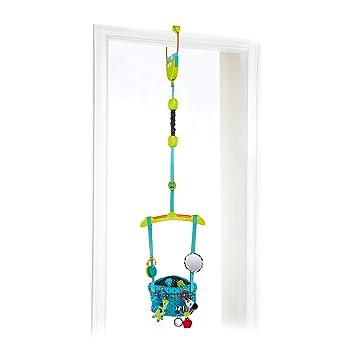 eea7fa608 Amazon.com   Bright Starts Bounce  N Spring Deluxe Door Jumper