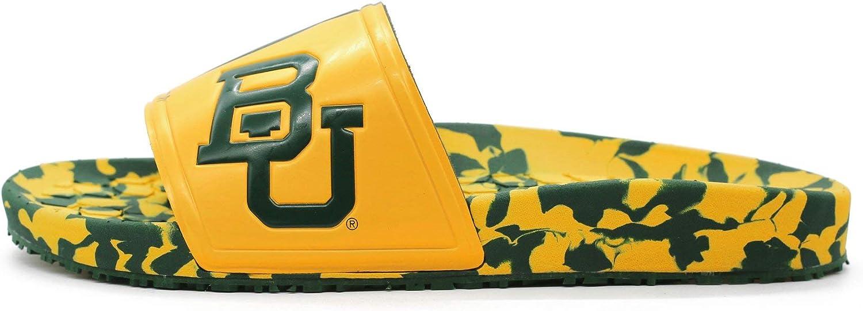 Hype Co NCAA University Sports Slide Sandal Shoe