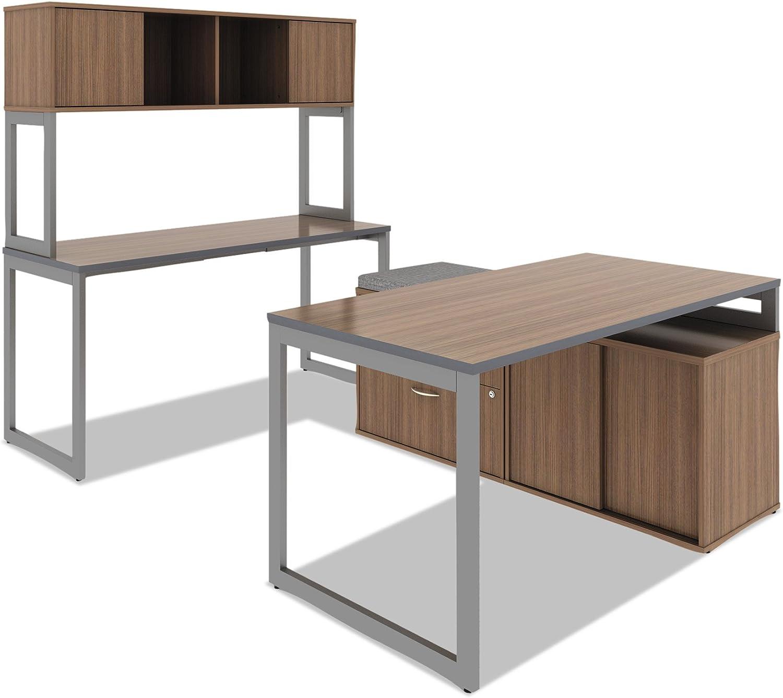 Credenzas Alera ALE Open Office Low Storage Cabinet Credenza ...