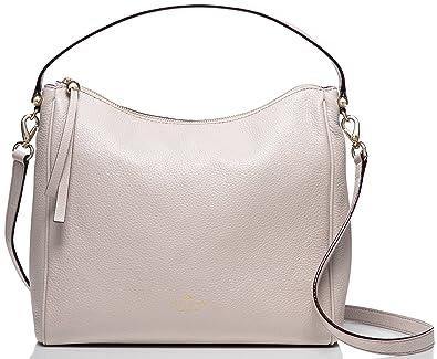 Image Unavailable. Image not available for. Color  Kate Spade New York  Charles Street Haven Shoulder Bag Mousse Frosting b7015af7519c4