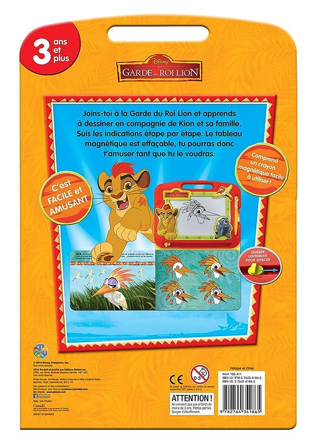 Disney La Garde Du Roi Lion écrire Et Dessiner Amazonfr