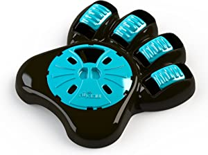AïKiou Dog Bowl - Slow Feed and Fun Interactive Activity Feeder for Dogs