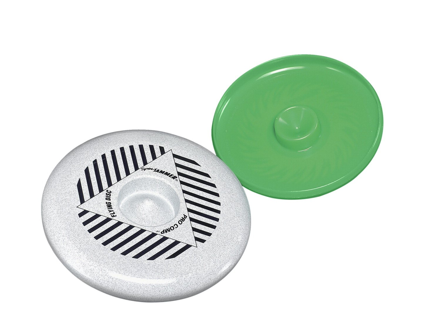 Spin Jammer Flying Discs, 9 Inches, Set of 15