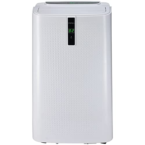 ac heater unit window rosewill portable air conditioner 12000 btu ac fan dehumidifier heater 4in quiet units amazoncom