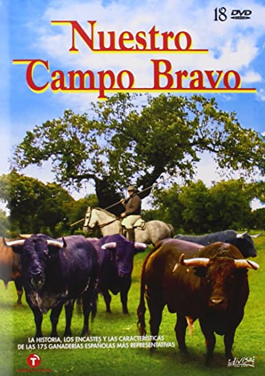 Nuestro Campo Bravo Ganaderías Españolas Audio Spanish Regions 2 Movies Tv