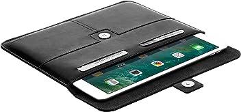 "StilGut Sleeve Case per iPad Pro 10.5"" 2017, custodia a tasca, nero"