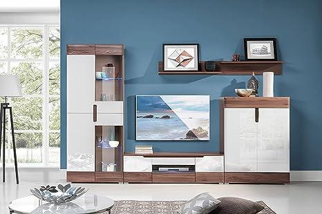 Moderno conjunto de muebles de salón comedor MELINDA (mueble ...