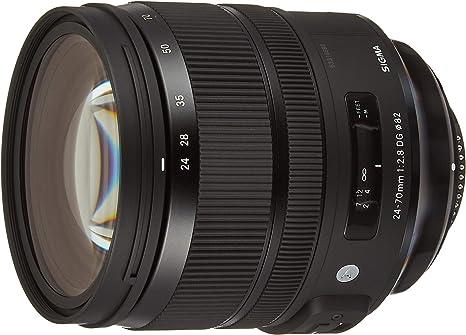 Sigma 24 70mm F2 8 Dg Os Hsm Art Objektiv Für Nikon Kamera