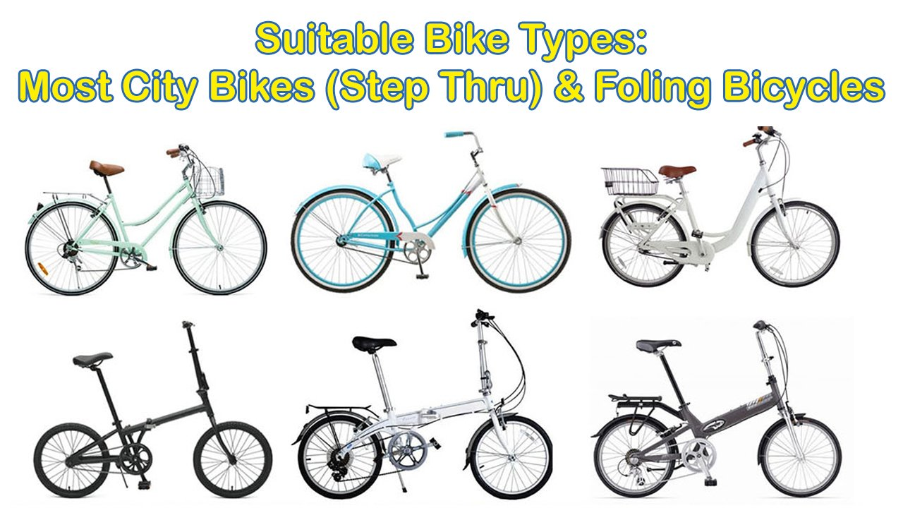 PaPaSeat Portable Light Weight Fast Install Child Bike Seat, Works with All City Bikes (USA, Canada, Paris, Milan, Warsaw, Tokyo, Taipei…) by PaPaSeat (Image #6)