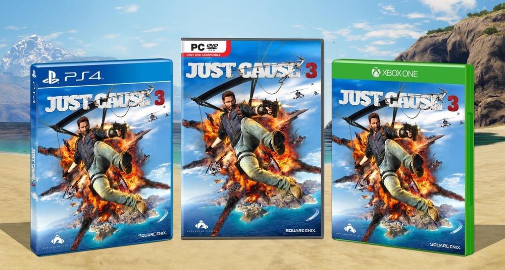 Just Cause 3 - édition gold [Importación francesa]: Xbox One ...